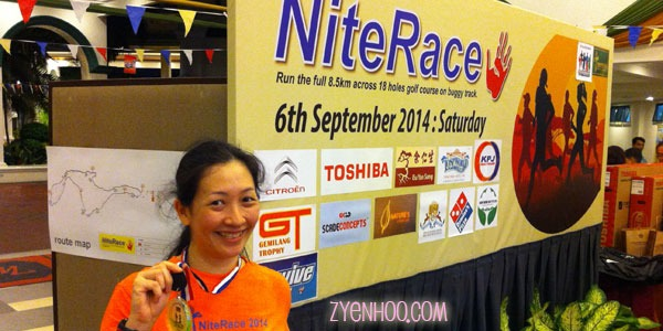 Tropicana Nite Race 2014